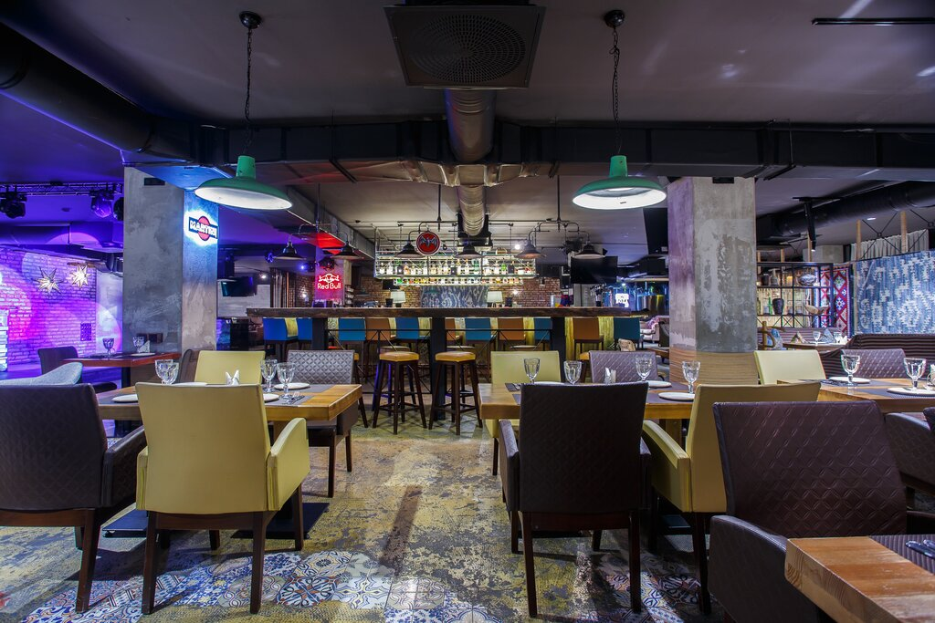 ресторан — O'16 — Нур-Султан, фото №2
