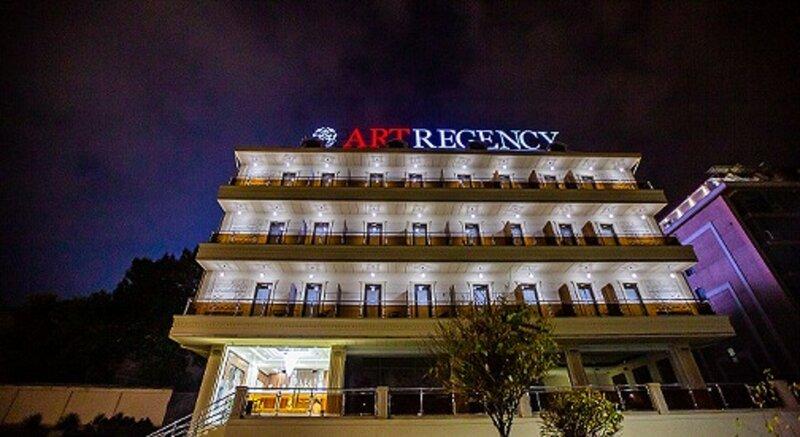 Отель Art Regency