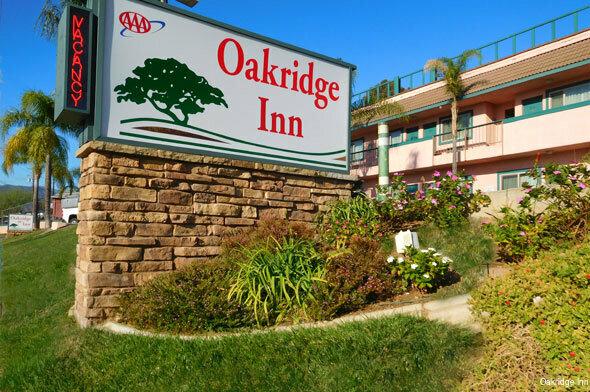 Oakridge Inn