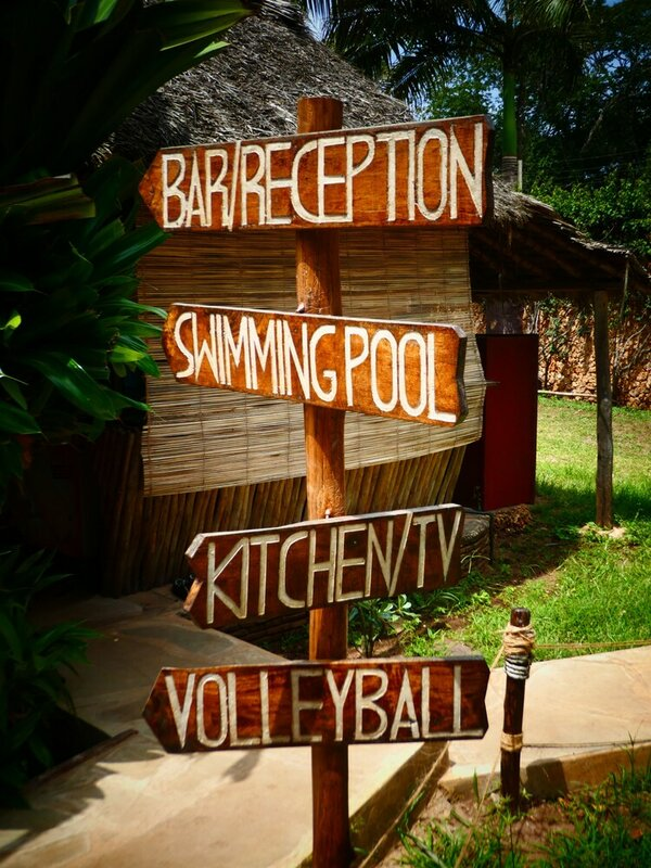 Diani Backpackers - Adults Only