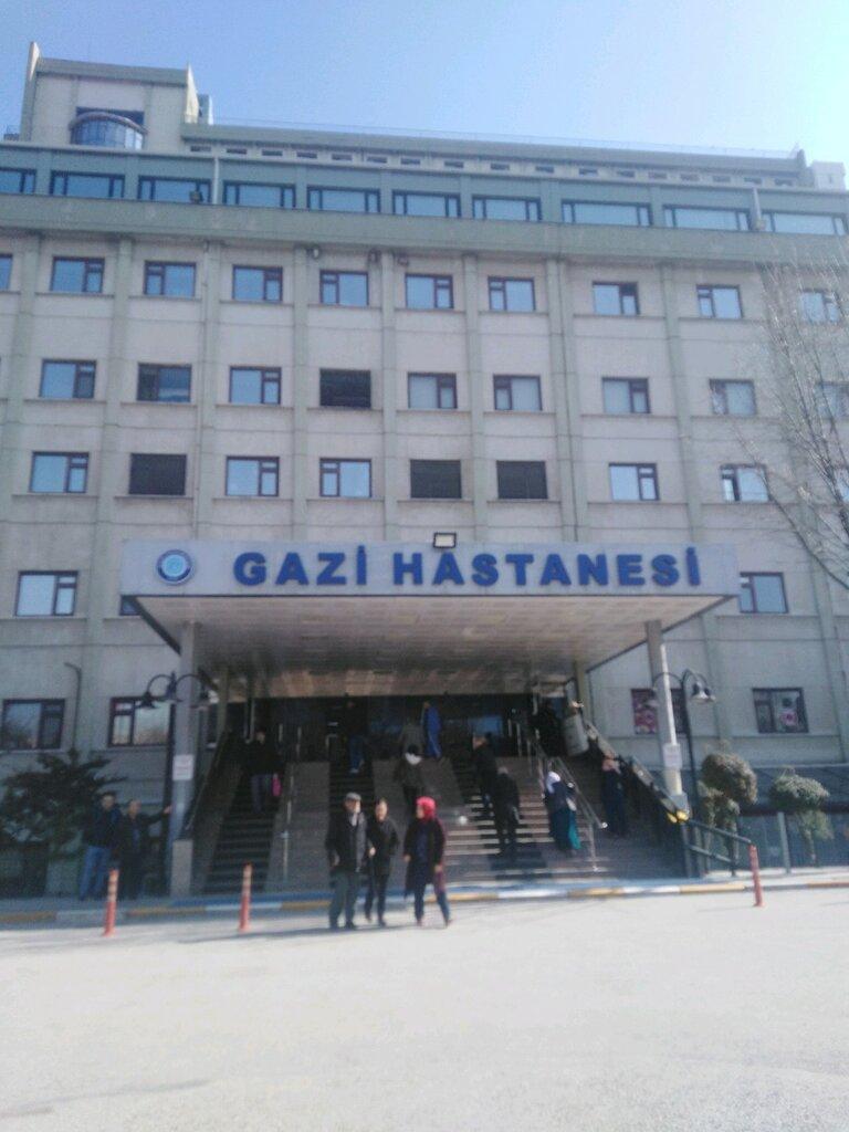 poliklinikler — Gazi Üniversitesi Hastanesi Kalp ve Damar Cerrahisi Yoğun Bakım Ünitesi — Yenimahalle, foto №%ccount%