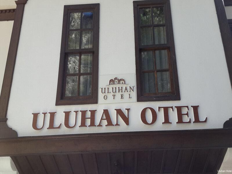 Uluhan Otel