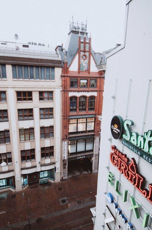 Aikatalo Hostel Helsinki City Center