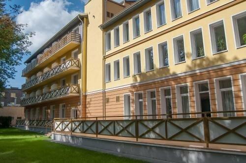Sanatorium Uzdrowiskowe Lacznosc