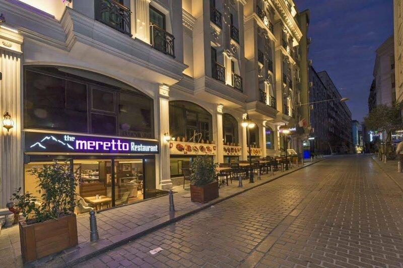 Гостевой Дом Meretto Laleli