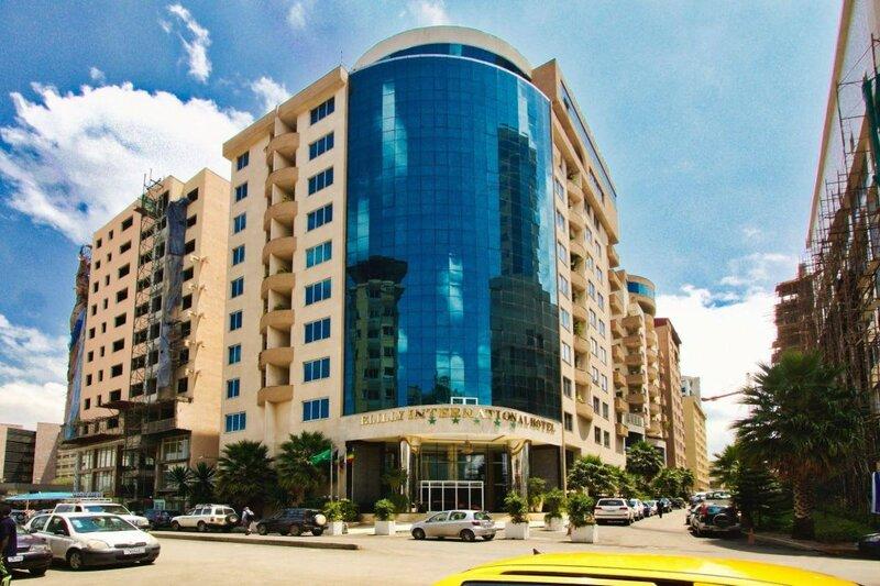 Отель Elilly International