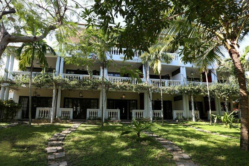 Отель Le Belhamy Resort And SPA