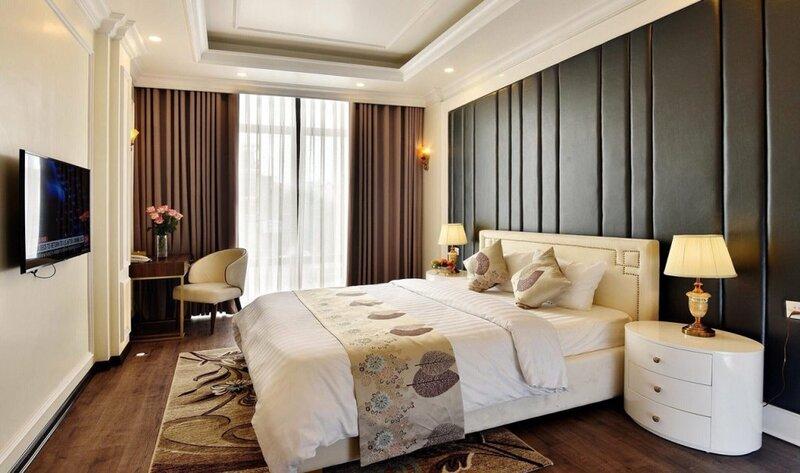 Отель Viet 4 Seasons