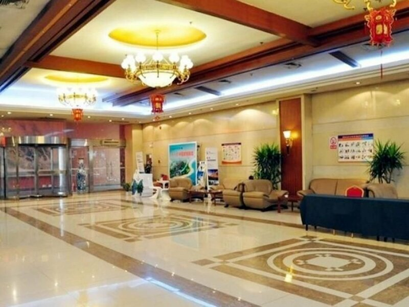Jinan International Exhibition Center Hotel
