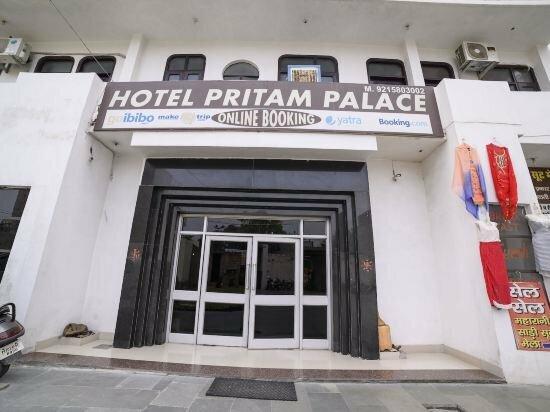 Hotel Pritam Palace