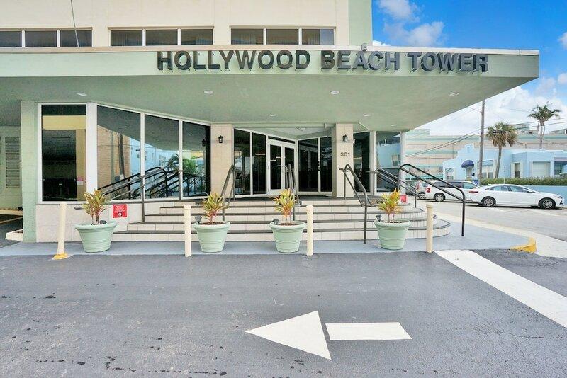 Hollywood Beach Resort -two Bedrooms Sleeps 6