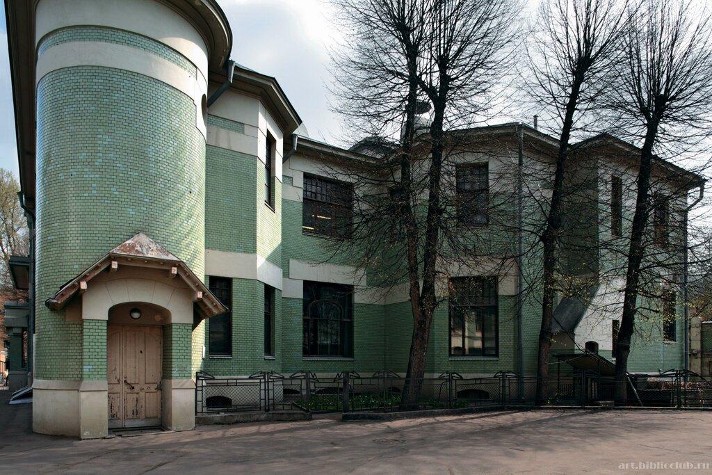 Шехтель архитектор работы в москве фото