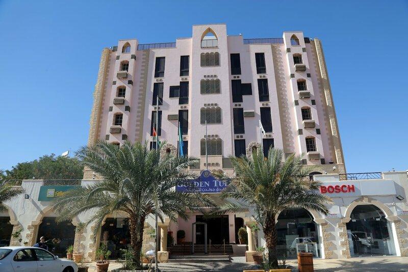 Hotel Golden Tulip Aqaba Red Sea
