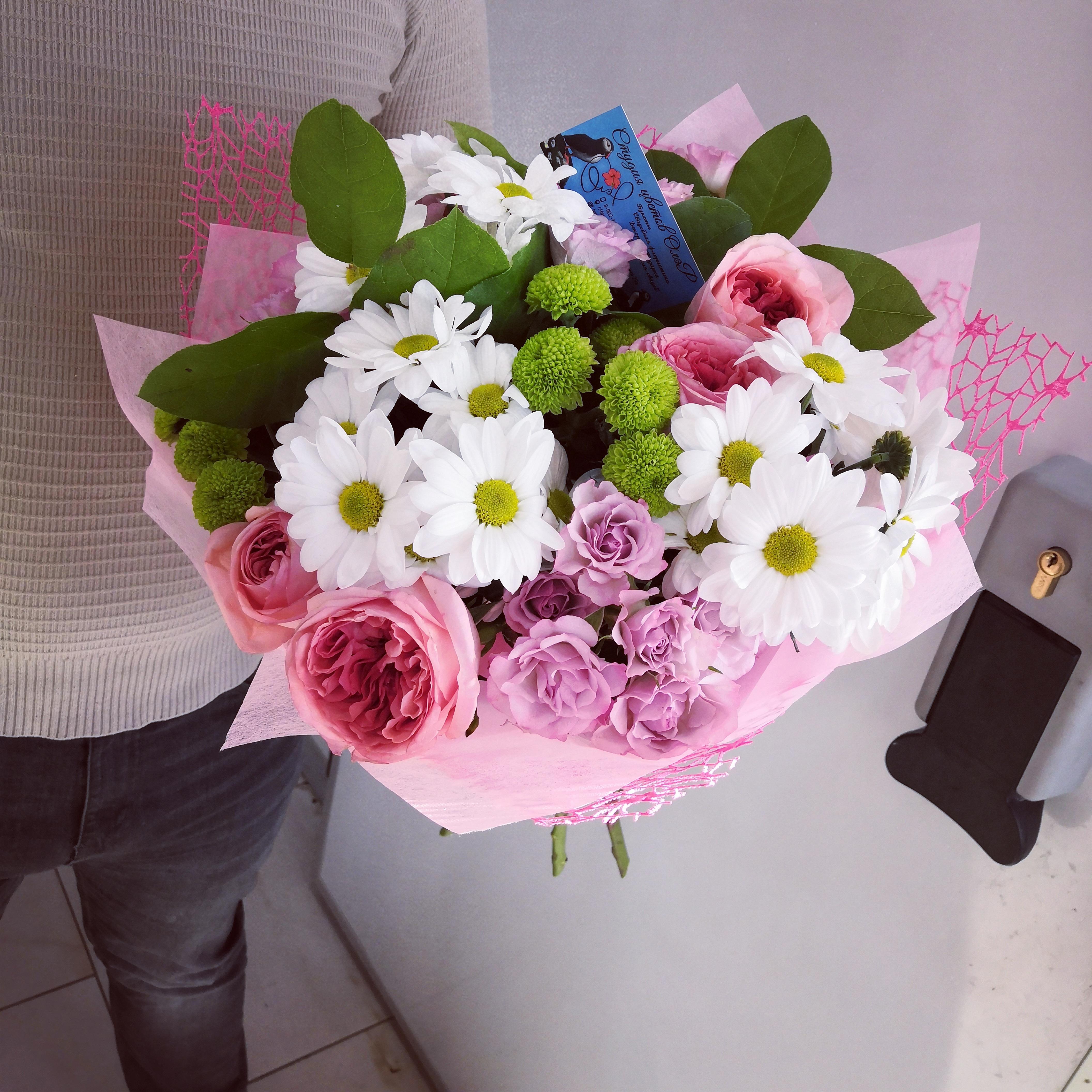 Доставка цветов самара отзывы, 111 роз