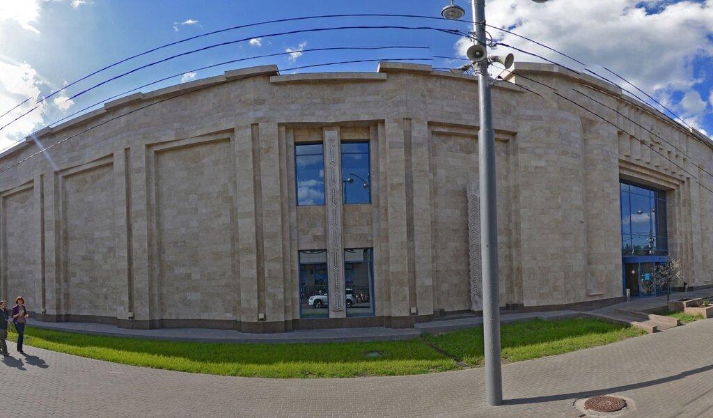 Панорама стрелковый клуб, тир — Gun Quest Club — Москва, фото №1
