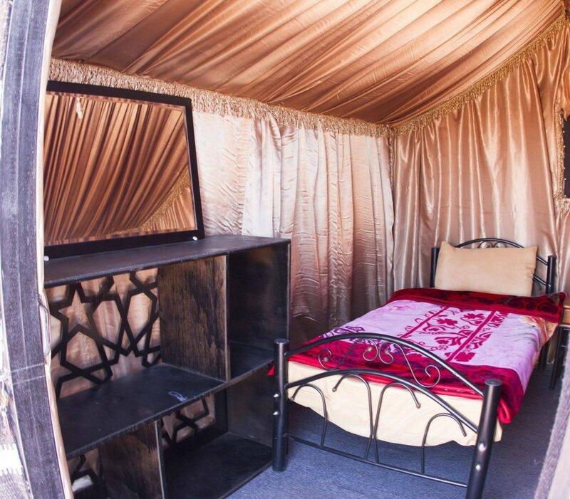 Desert Rose Camp