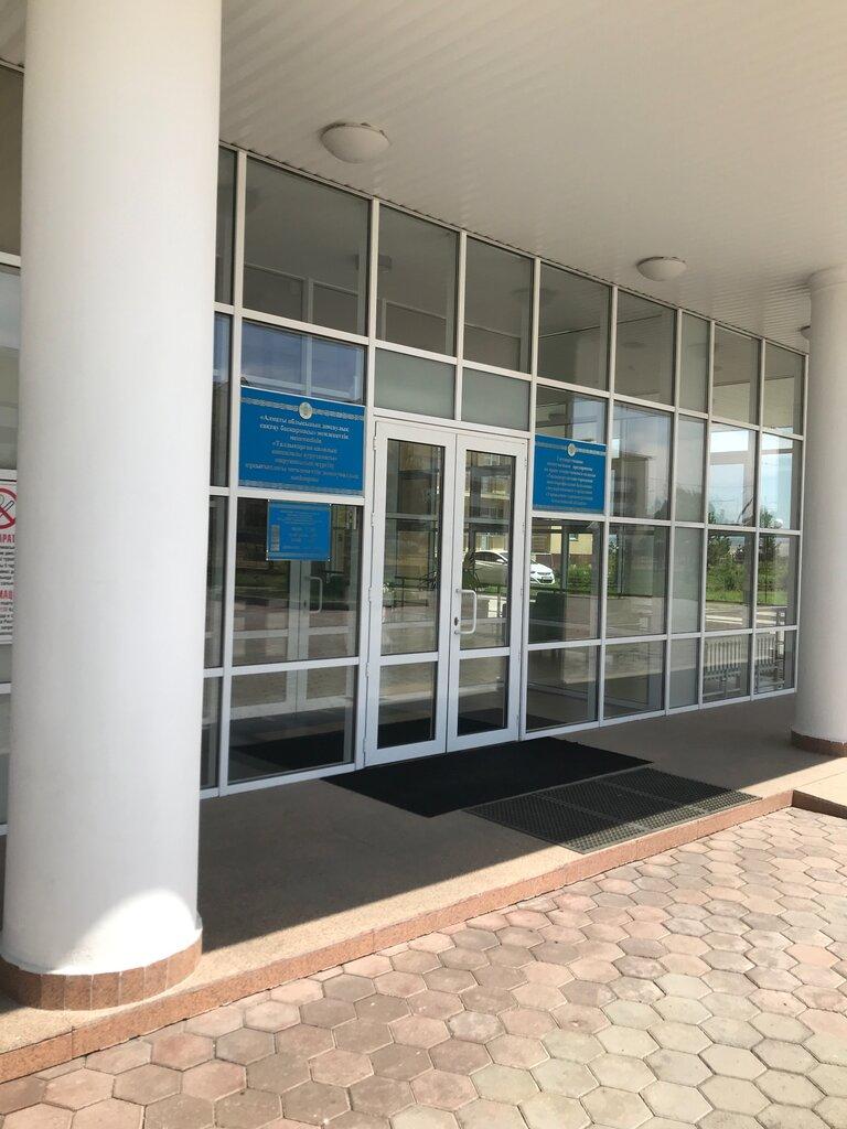больница для взрослых — Городская многопрофильная больница — Талдыкорган, фото №1
