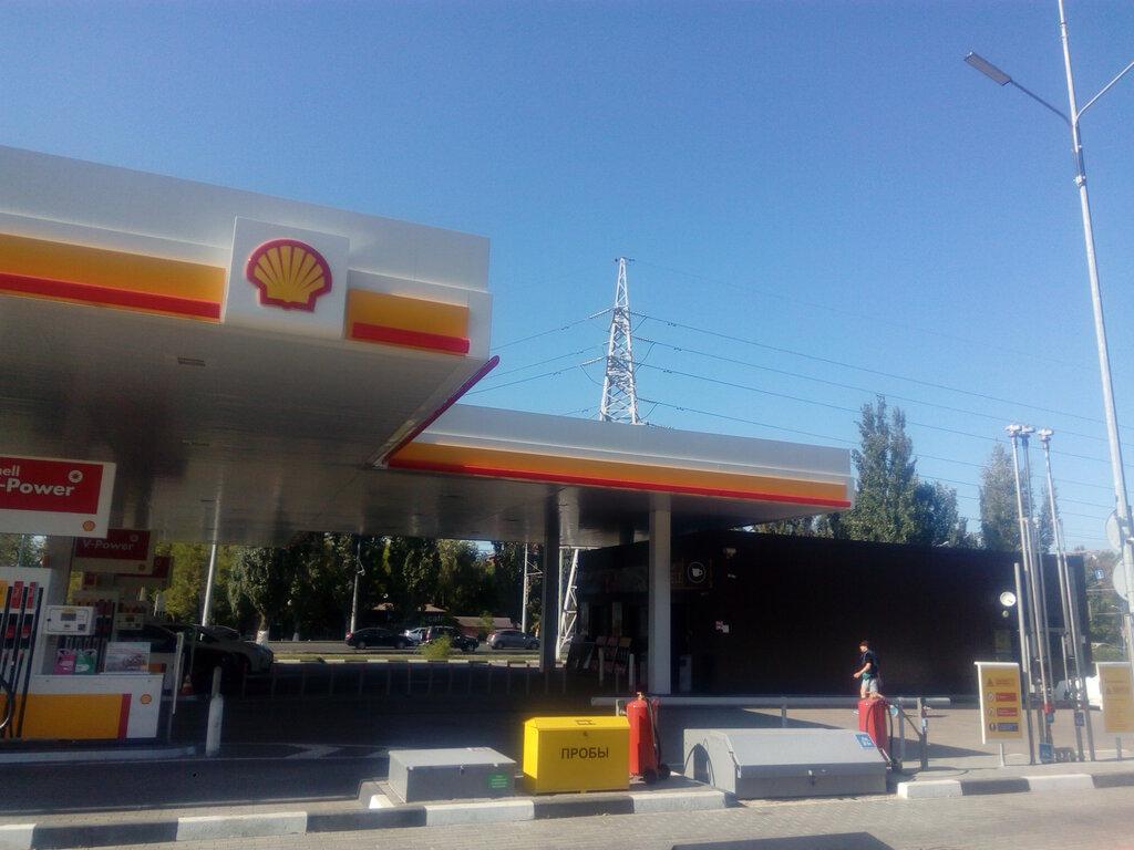 АЗС — Shell — Самара, фото №1