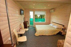 готель — Гостевой дом Уютный — Алушта, фото №1