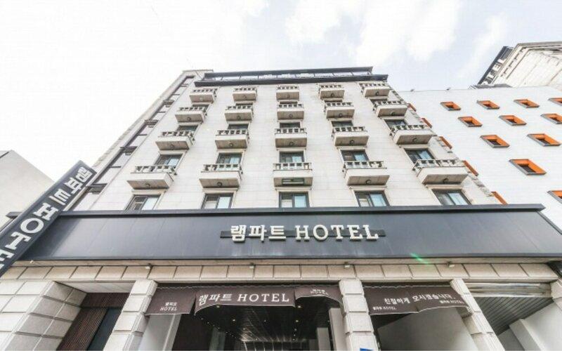 Rampart Hotel