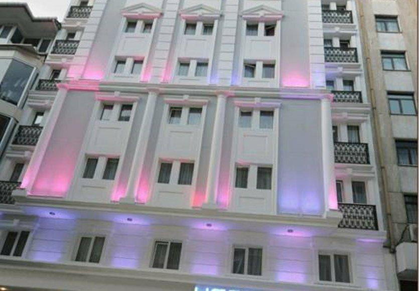 otel — Grant Aşiyan Otel — Fatih, photo 1