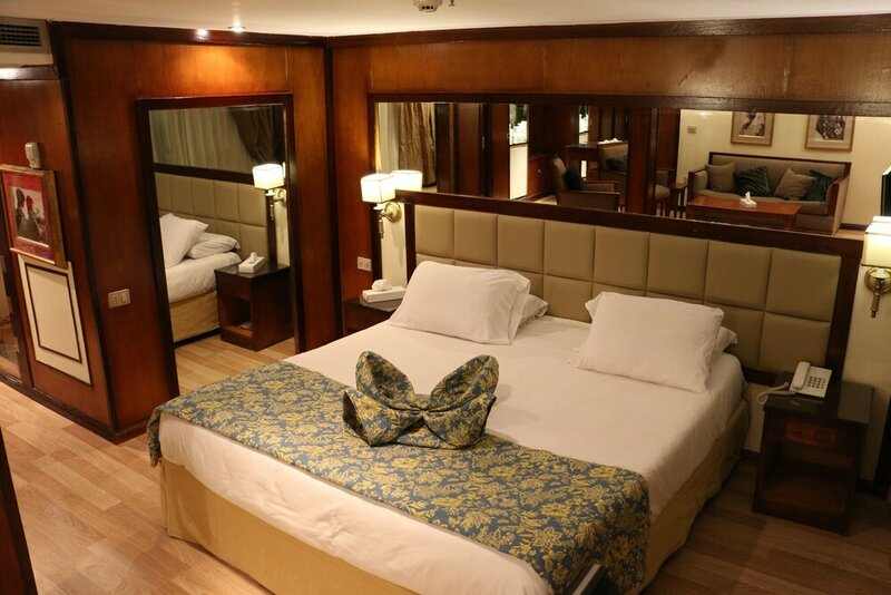 M/s Nubian sea lake cruise