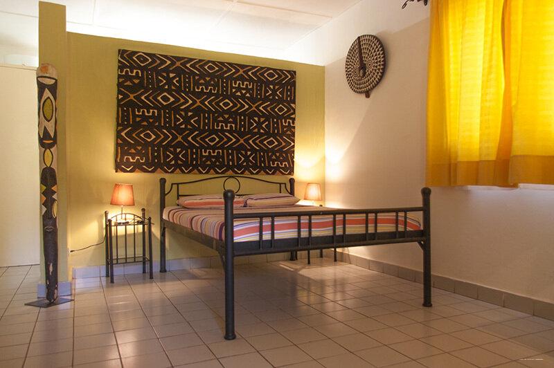 Hotel Les Palmiers Ouagadougou