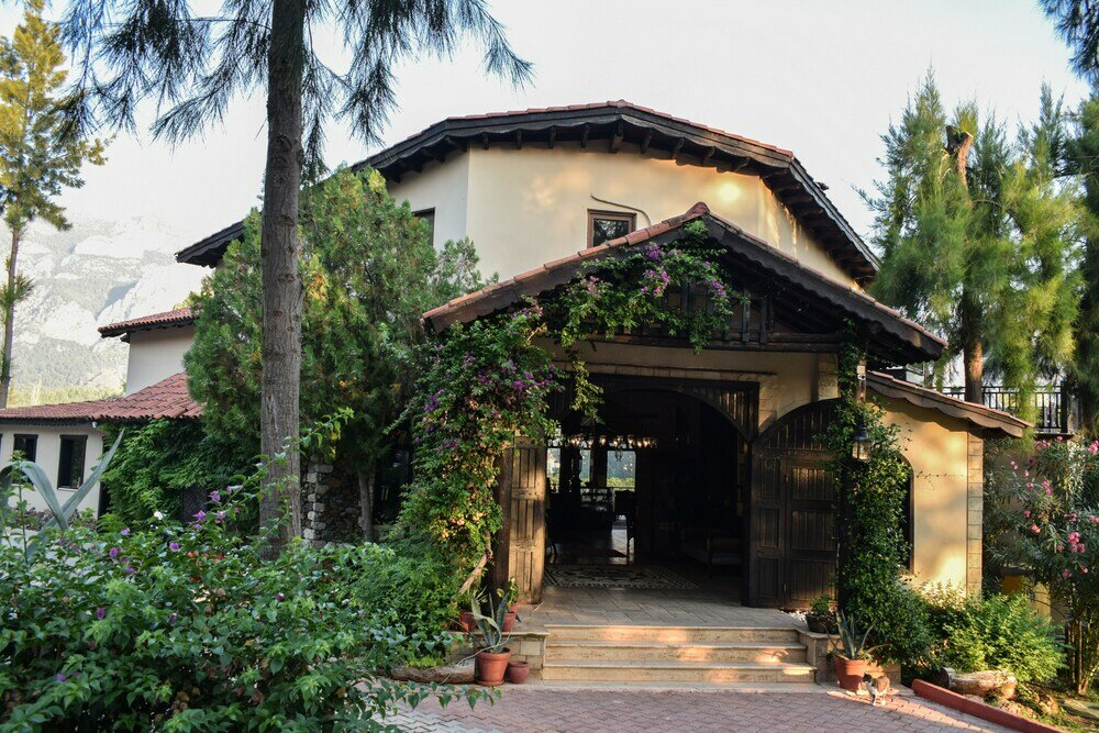 otel — Hotel Berke Ranch Nature — Antalya, foto №%ccount%