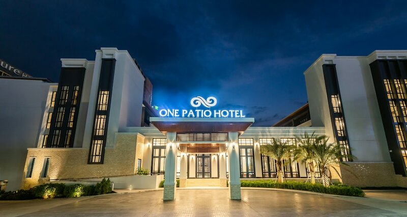 One Patio Hotel Pattaya