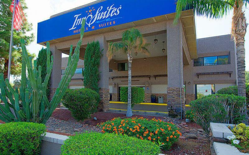 Innsuites Hotel Tempe-Phoenix Airport