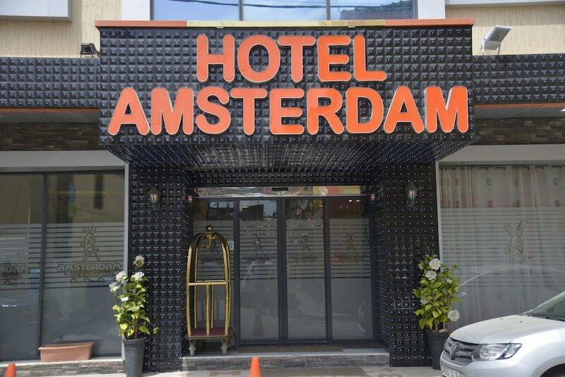 Amsterdam Rouiba