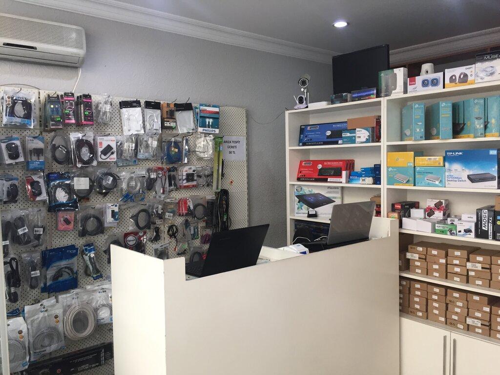 computer store — Caglar Computer Repair — Eyupsultan, photo 1