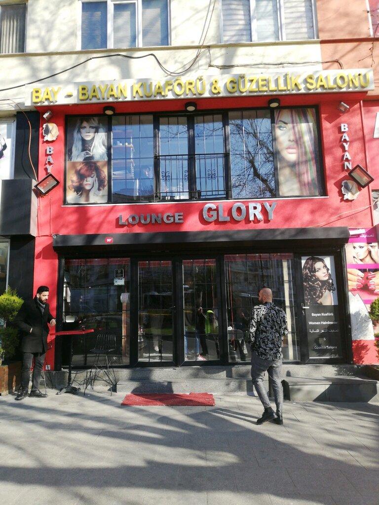 kuaförler — Lounge Glory Bay Bayan Kuaför Salonu — Fatih, foto №%ccount%