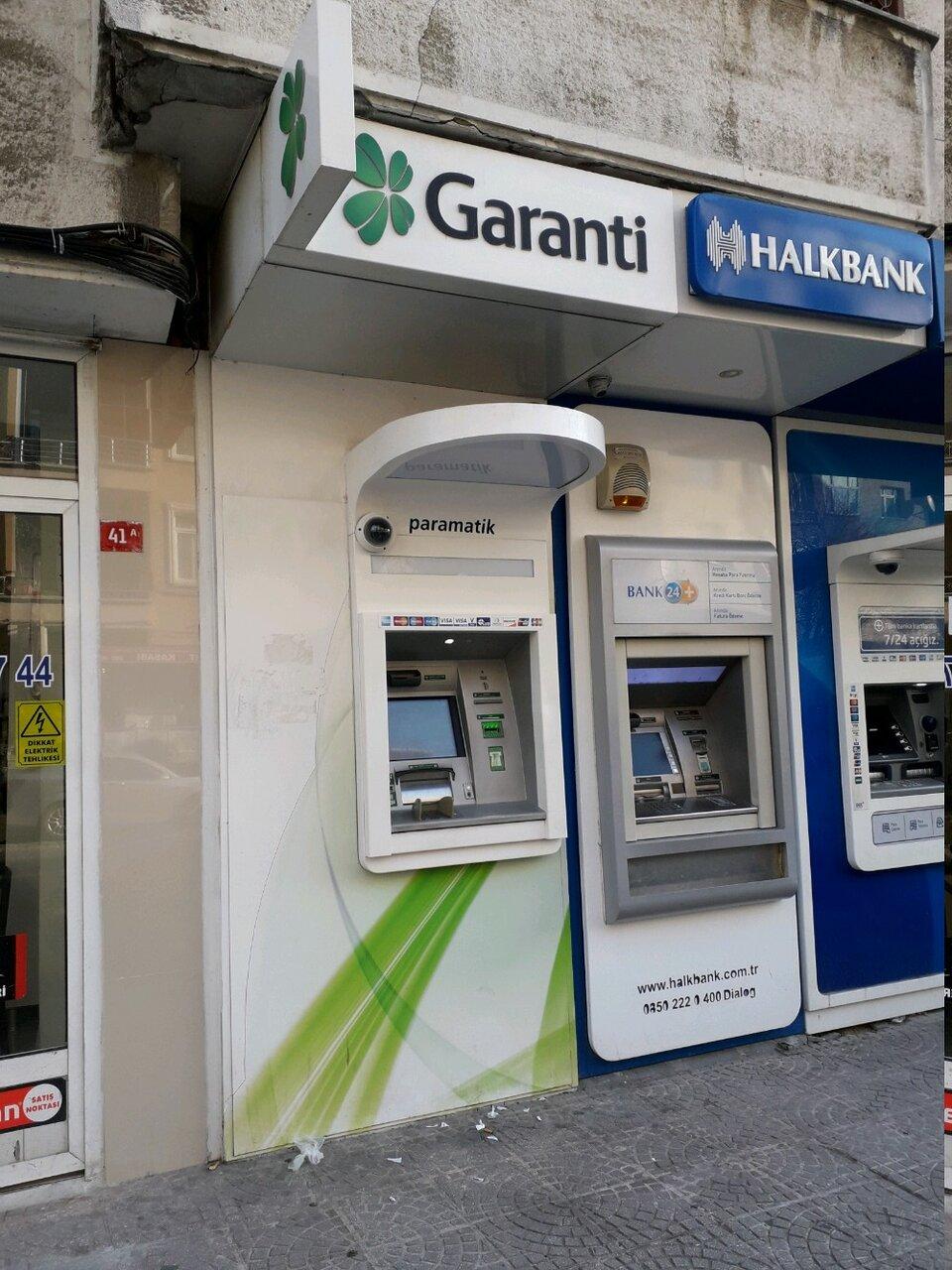 простейшими банкоматы турции фото известно