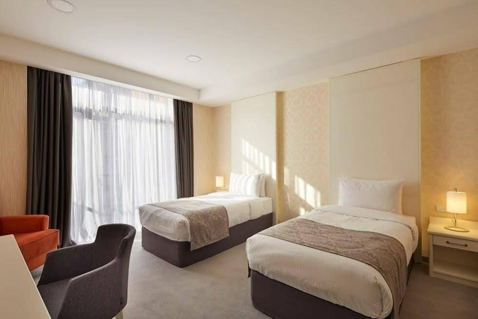 гостиница — Отель Gallery Palace — Тбилиси, фото №1