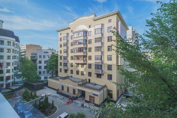 Gorod-M Vozle Tverskoj Apartments