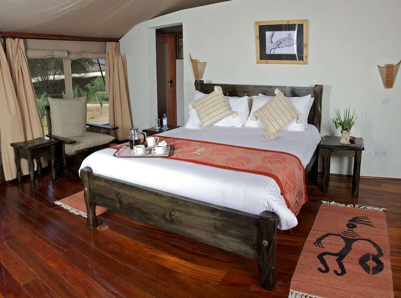 Отель Ashnil Samburu Camp