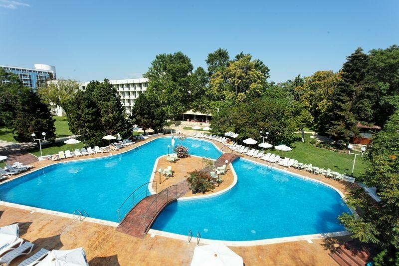 Grand Hotel Varna Resort And SPA