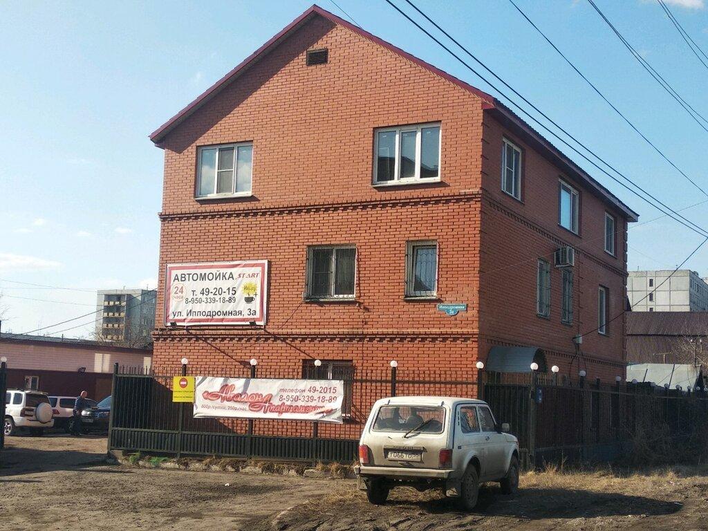 Гостиницы омска на карте города омска