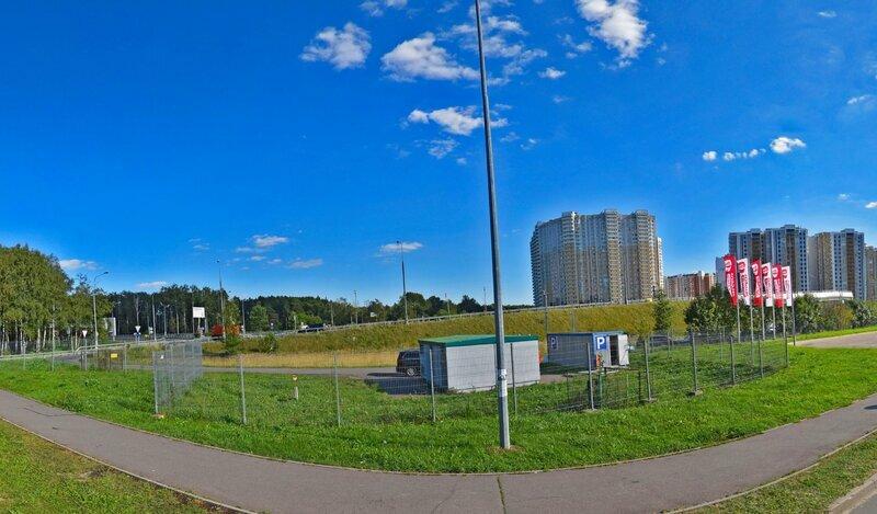 автомобильная парковка — Эстакада24 — undefined, фото №2