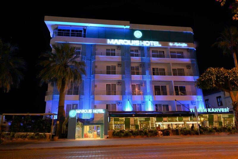 M. C. A. Marquis Hotel