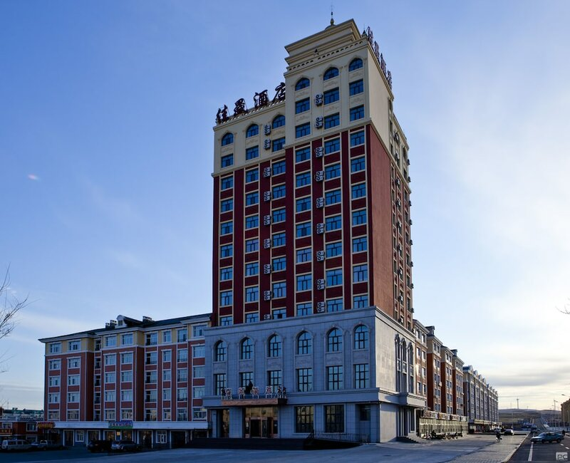 Gem Prairie Hotel
