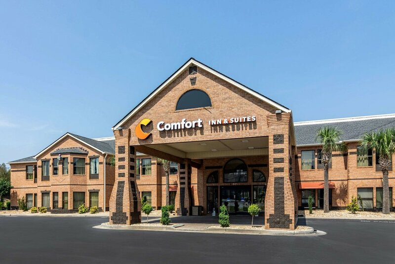 Comfort Inn & Suites Perry National Fairgrounds Area