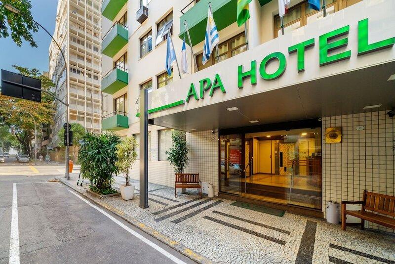 Apa Hotel Copacabana