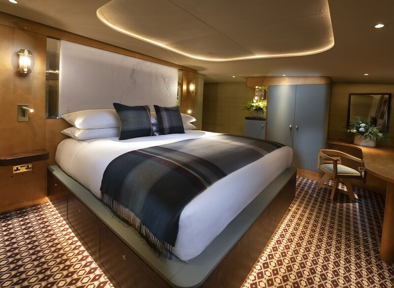 Fingal - A Luxury Floating Hotel