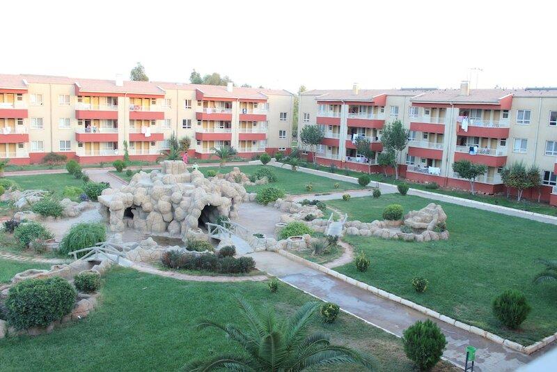 Karaali Kpalicalari ve Otel Tesisleri