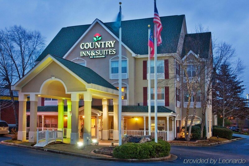 Country Inn & Suites by Carlson, Lawrenceville, Ga