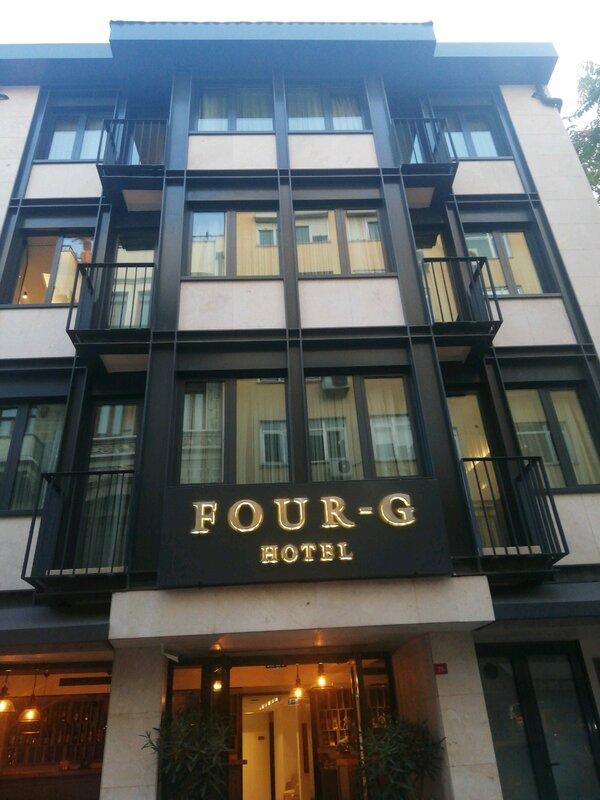Отель Four-G