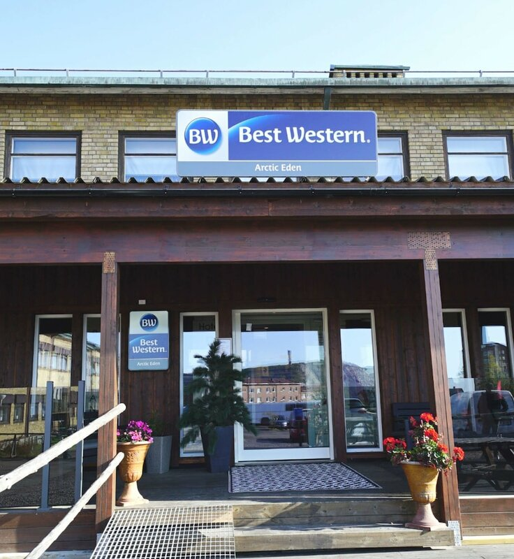 Best Western Hotel Arctic Eden