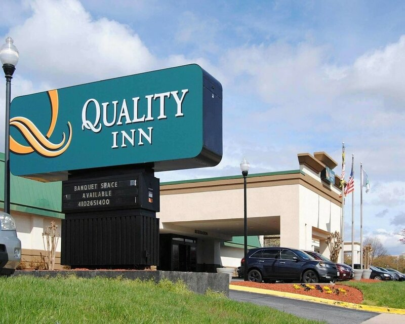 Quality Inn Baltimore West